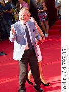 Владимир Хотиненко (2013 год). Редакционное фото, фотограф Денис Макаренко / Фотобанк Лори
