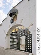 Купить «Марфо-Мариинская обитель сестер милосердия в Москве», эксклюзивное фото № 4801851, снято 31 июля 2011 г. (c) stargal / Фотобанк Лори