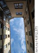 Купить «Московский Питер, или на Басманной», фото № 4812371, снято 12 июля 2008 г. (c) Мария Московская / Фотобанк Лори
