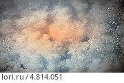 Купить «Фон с пасмурным небом и нотами», фото № 4814051, снято 18 мая 2012 г. (c) Sergey Nivens / Фотобанк Лори