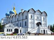 Благовещенский собор в Казани (2013 год). Редакционное фото, фотограф Рустам Гилязутдинов / Фотобанк Лори
