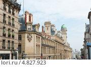 Купить «Сорбонна (la Sorbonne). Париж. Франция», фото № 4827923, снято 25 июня 2013 г. (c) Екатерина Овсянникова / Фотобанк Лори