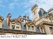 Купить «Сорбонна (la Sorbonne). Париж. Франция», фото № 4827927, снято 25 июня 2013 г. (c) Екатерина Овсянникова / Фотобанк Лори