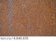 Коррозия железа. Стоковое фото, фотограф Леонид Замыцкий / Фотобанк Лори