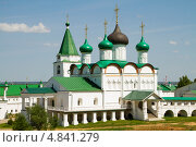 Купить «Печерский Вознесенский монастырь в Нижнем Новгороде», фото № 4841279, снято 6 июня 2013 г. (c) Ален Лагута / Фотобанк Лори