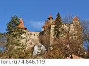 Замок Дракулы (2012 год). Стоковое фото, фотограф Екатерина Шувалова / Фотобанк Лори