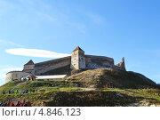 Крепость Рашнов (2012 год). Редакционное фото, фотограф Екатерина Шувалова / Фотобанк Лори