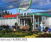 Измайловский совхоз декоративного садоводства, Москва (2012 год). Редакционное фото, фотограф lana1501 / Фотобанк Лори
