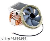 Купить «Компьютерный вентилятор», фото № 4896999, снято 3 июля 2013 г. (c) Руслан Кудрин / Фотобанк Лори