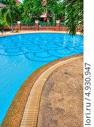 Открытый бассейн. Стоковое фото, фотограф Анна / Фотобанк Лори