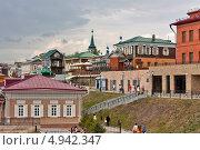 Купить «Иркутск, 130 квартал», фото № 4942347, снято 17 июля 2013 г. (c) Ольга Литвинцева / Фотобанк Лори