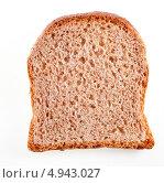 Купить «Ломтик зернового хлеба», фото № 4943027, снято 10 апреля 2013 г. (c) Литвяк Игорь / Фотобанк Лори