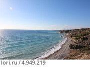 Средиземноморское побережье. Стоковое фото, фотограф Светлана Сейтназарова / Фотобанк Лори