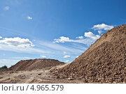 Отвалы. Стоковое фото, фотограф Лика Чекалова / Фотобанк Лори