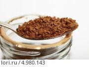 Растворимый кофе. Стоковое фото, фотограф Яна Королёва / Фотобанк Лори