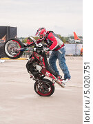 Купить «Стантрайдинг на МАКS-2013», эксклюзивное фото № 5020751, снято 31 августа 2013 г. (c) Алёшина Оксана / Фотобанк Лори
