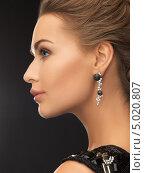 Купить «Красивая молодая женщина с подтянутой кожей», фото № 5020807, снято 17 марта 2013 г. (c) Syda Productions / Фотобанк Лори