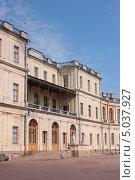 Купить «Гатчина, дворец», фото № 5037927, снято 19 мая 2013 г. (c) Левина Татьяна / Фотобанк Лори