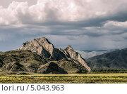 Горы, Саянское кольцо. Стоковое фото, фотограф Сергей Зоммер / Фотобанк Лори
