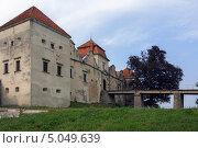 Свиржский замок (Украина), 16-17 вв (2013 год). Стоковое фото, фотограф Инесса Скрипкина / Фотобанк Лори