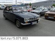 Купить «Автомобиль Renault 16», фото № 5071803, снято 11 мая 2013 г. (c) Sergey Kohl / Фотобанк Лори