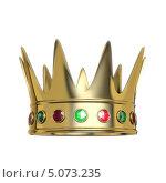 Купить «Золотая корона», иллюстрация № 5073235 (c) Сергей Куров / Фотобанк Лори
