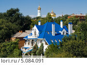 Купить «Ростовская эклектика», фото № 5084091, снято 14 сентября 2013 г. (c) Борис Панасюк / Фотобанк Лори