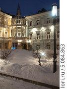 Тургеневка (2012 год). Редакционное фото, фотограф Валерия Бербериуш / Фотобанк Лори