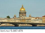 Купить «Санкт-Петербург, Исаакиевский собор», фото № 5087479, снято 13 июля 2013 г. (c) ИВА Афонская / Фотобанк Лори