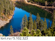 Озеро Амут. Стоковое фото, фотограф Александр Носков / Фотобанк Лори