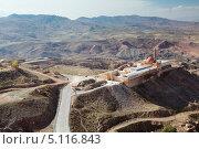 Дворец Исхак-Паши, Турция (2012 год). Стоковое фото, фотограф Евгений Дубинчук / Фотобанк Лори