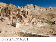 Крепость Баязет, Турция (2012 год). Стоковое фото, фотограф Евгений Дубинчук / Фотобанк Лори
