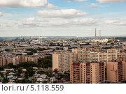 Город Кемерово (2013 год). Стоковое фото, фотограф Константин Челомбитко / Фотобанк Лори
