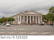 Купить «Конногвардейский манеж. Санкт-Петербург», фото № 5123523, снято 18 июля 2012 г. (c) Валентина Троль / Фотобанк Лори