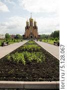 Церковь (2013 год). Стоковое фото, фотограф Сергей Филиппов / Фотобанк Лори