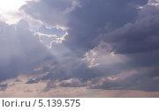 Солнечный луч. Стоковое фото, фотограф Dmitry Rumyntsev / Фотобанк Лори