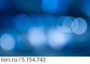 Абстрактный синий фон. Стоковое фото, фотограф E. O. / Фотобанк Лори