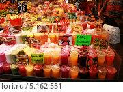 Фруктовый базар а Барселоне (2012 год). Редакционное фото, фотограф Natalia Arsenteva / Фотобанк Лори