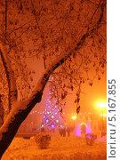 Новый год. Стоковое фото, фотограф Gorelova Tatiana / Фотобанк Лори