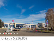 """Международный аэропорт """"Челябинск"""" (2013 год). Редакционное фото, фотограф Печеркин Артем / Фотобанк Лори"""
