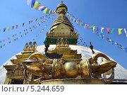 Купить «Буддистская ваджра - ритуальное и мифологическое орудие в индуизме, тибетском буддизме и джайнизме», фото № 5244659, снято 12 октября 2013 г. (c) Овчинникова Ирина / Фотобанк Лори