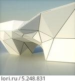 Архитектурная абстракция, иллюстрация № 5248831 (c) Юрий Бельмесов / Фотобанк Лори