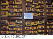 Купить «Тибет, Гьяндзе, буддистский монастырь 15 века Пелкор Чоде, древняя библиотека», фото № 5262391, снято 3 октября 2013 г. (c) Овчинникова Ирина / Фотобанк Лори