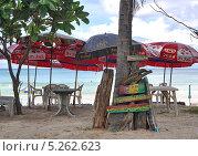 Пляж Патонг (Patong Beach) (2013 год). Редакционное фото, фотограф Валерий Семикин / Фотобанк Лори