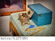 Предметы для обряда крещения. Стоковое фото, фотограф Иванова Ирина / Фотобанк Лори