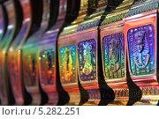 Разноцветные Египетские вазы (2010 год). Редакционное фото, фотограф Владимир Николаев / Фотобанк Лори