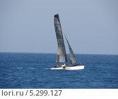 Купить «Морская прогулка», фото № 5299127, снято 23 июня 2012 г. (c) Татьяна Дигурян / Фотобанк Лори