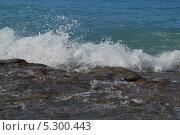 Волны. Стоковое фото, фотограф Татьяна Апрелева / Фотобанк Лори