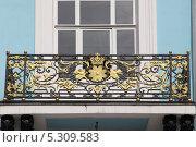 Купить «Никольский Морской собор в Санкт-петербурге», фото № 5309583, снято 24 ноября 2013 г. (c) Александр Секретарев / Фотобанк Лори