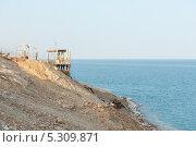 Купить «Берег Мертвого Моря. Израиль», фото № 5309871, снято 11 ноября 2013 г. (c) Александр Овчинников / Фотобанк Лори
